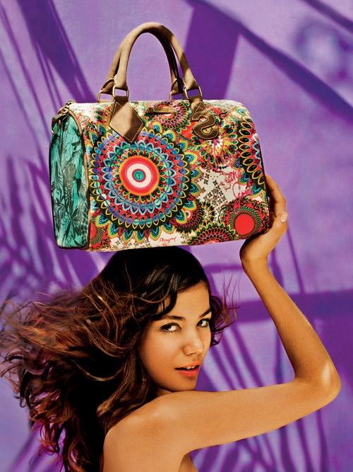 RIGIDO GALACTIC FESTIN Bag  #colors #handbag #desigual #galactic