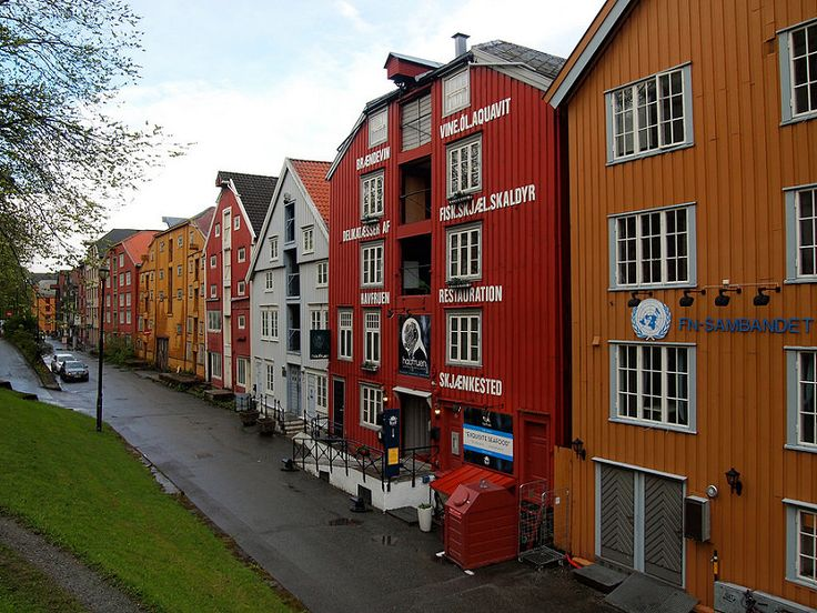 should trondheim your norway itinerary
