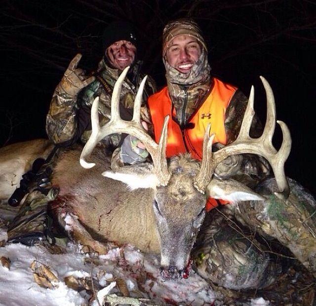 Luke Bryan hunting!