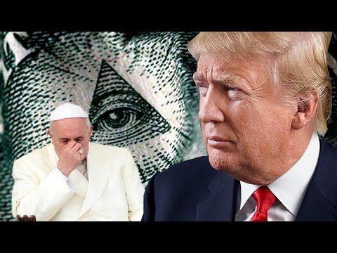 DONALD TRUMP WINS! BANKS, THE ESTABLISHMENT & POPE FRANCIS BIG LOSES  (N...