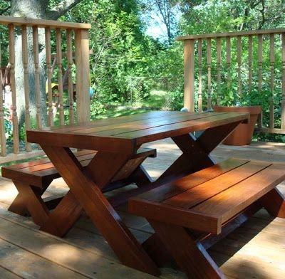 Creative ideas for you: Kids Picnic Table Plans