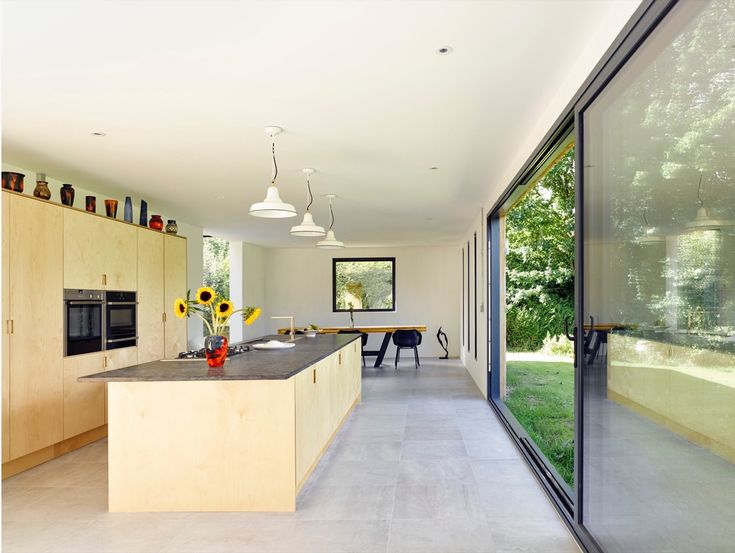 Hurdle House by Adam Knibb Architects, prefabricated extension, prefab modern extension, prefab contemporary architecture, modern and historic architecture juxtaposed, cross laminated timber prefab,