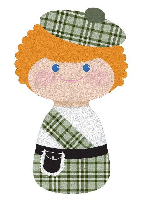 Scotland - It's a Small World by NWPixelChick.deviantart.com on @deviantART