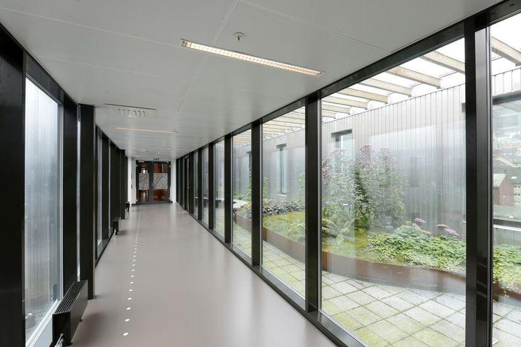 Galeria de Hospital Psiquiátrico Kronstad / Origo Arkitektgruppe - 11