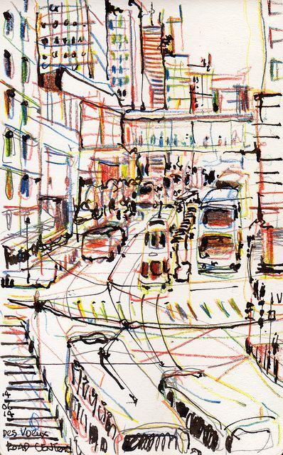 Dim Sum and Sketching with Hong Kong Sketchers