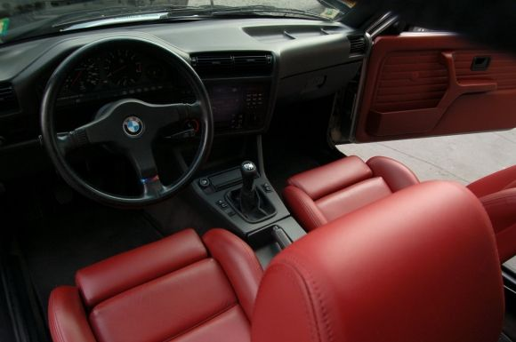 1988 BMW E30 M3 Salmon Silver For Sale on Bring A Trailer.   My. Word.