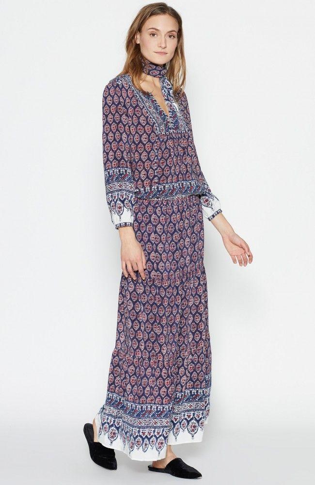 Gurita B Silk Skirt