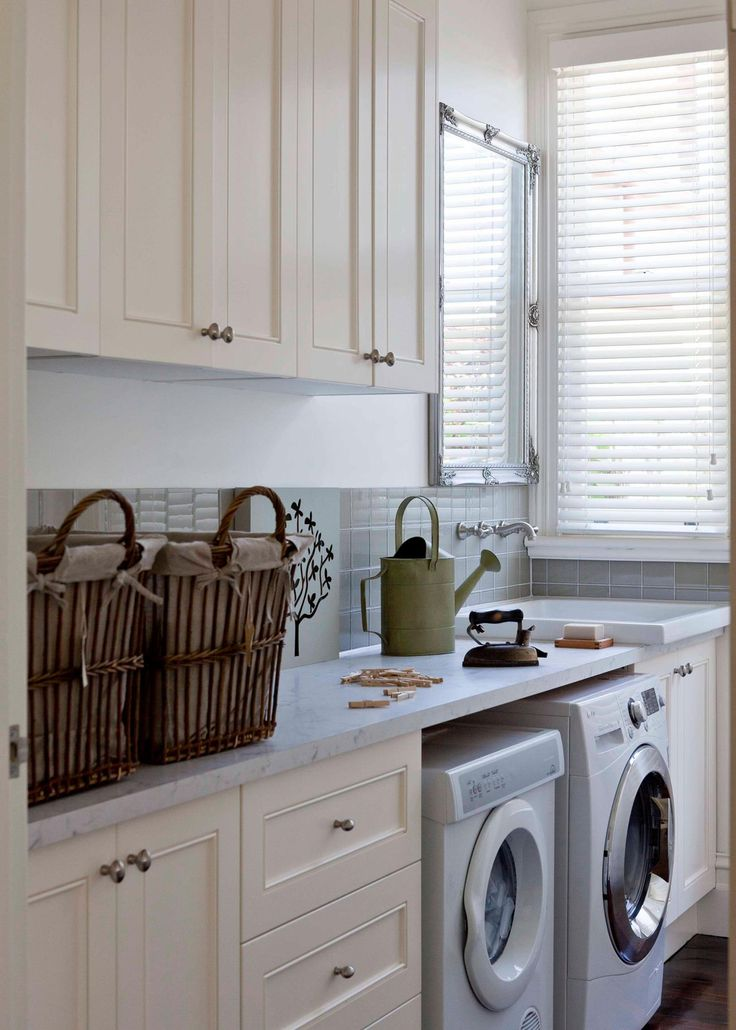 497 best Laundry images on Pinterest Laundry room design