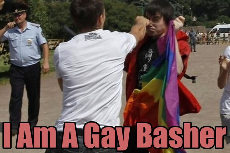I Am A Gay Basher