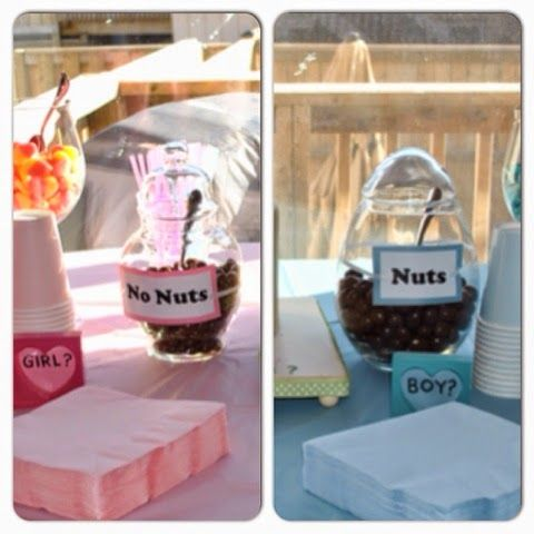 Gender reveal snack ideas- Blogging about the progress of my pregnancy