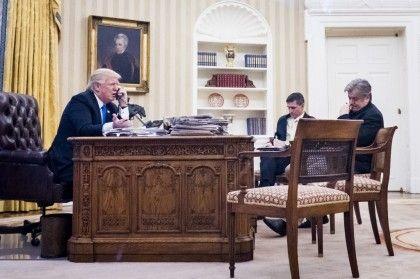 """02/02/2017 - Trump, l'Australie et les fuites : """"Donald Trump a raccroché la ligne au nez du premier ministre australien Malcom Turnbull (...)"""""""