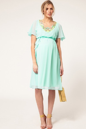 perfect baby shower dress