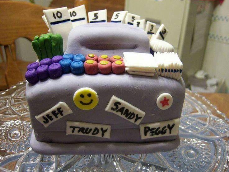 Lab cake humor