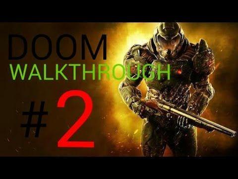 DOOM WALKTHROUGH #2 HIGHWAY TO HELL...