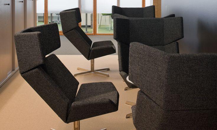 Jim armchair, designed by Ilkka Suppanen.