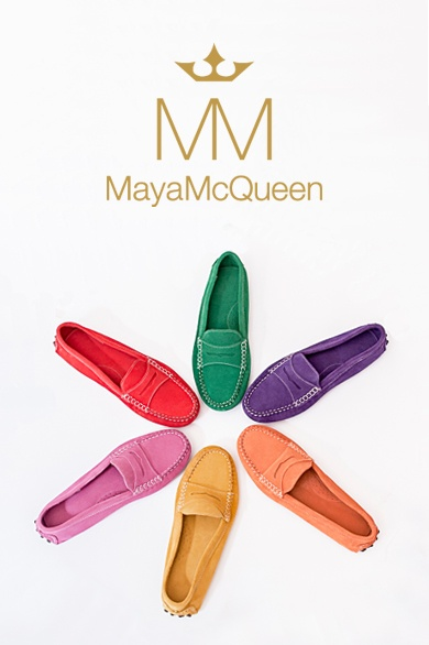Maya McQueen loafers @ www.collectiveworkshop.com -CW
