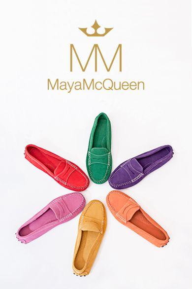 New brand identity for Maya McQueen by twelvecreative.com.au