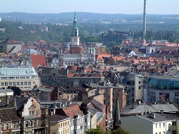 Poznan Poland, Stare Miasto