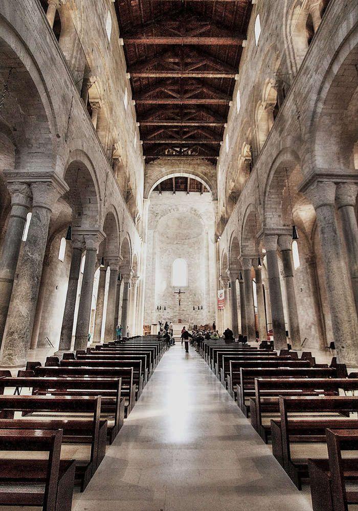 Cattedrale di Trani Bari - Ph. Benny Maffei