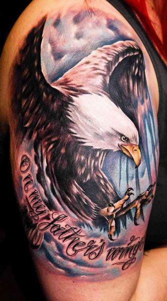 Tattoo Artist - Benjamin Laukis | www.worldtattoogallery.com/animal-tattoo