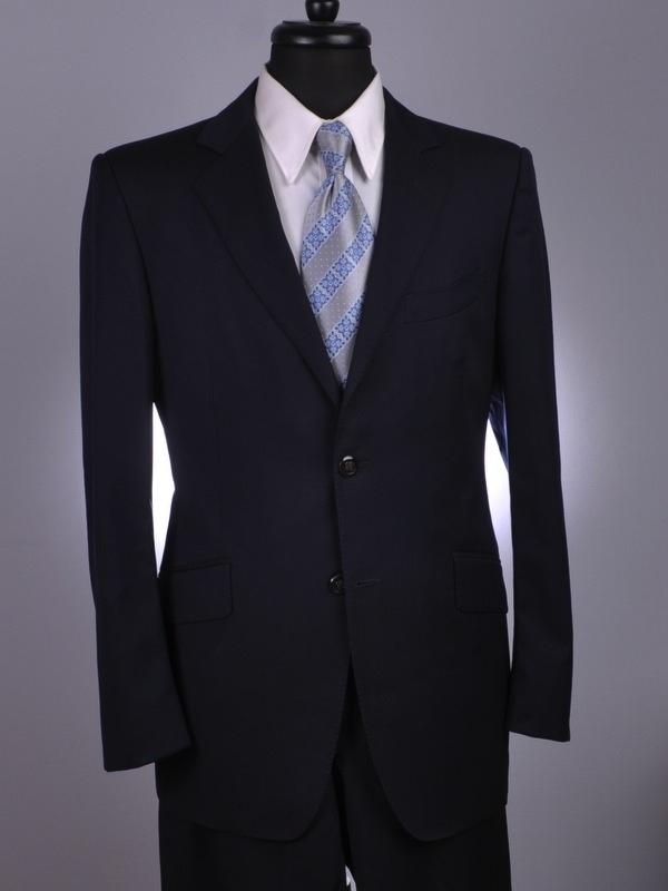 Etro Suit (Milano, Italian Dark Navy