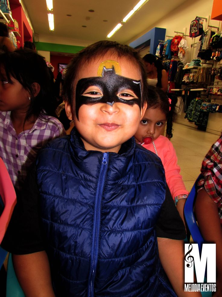 Pintacaritas Batman
