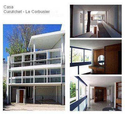 Casa Curutchet, en La Plata, Argentina