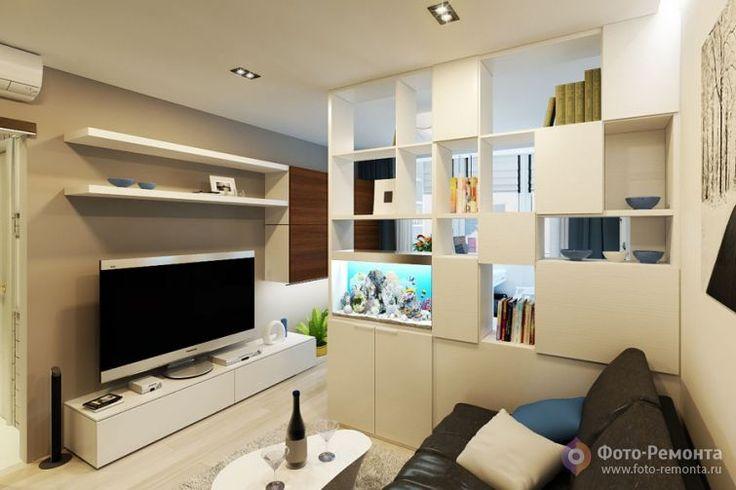 Дизайн маленькой квартиры в современном стиле