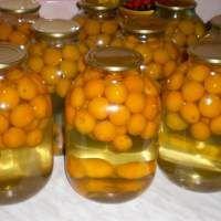 Компот из абрикосов без стерилизации