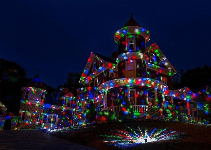 Bliss Christmas Lights