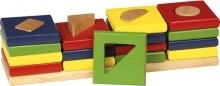 Farby a tvary na triedenie - Didaktické hračky - Hračky pre deti - Hračky a Detský nábytok- Detský Sen - Maxus
