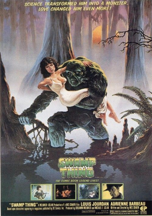 Watch Swamp Thing (1982) Full Movie Online Free