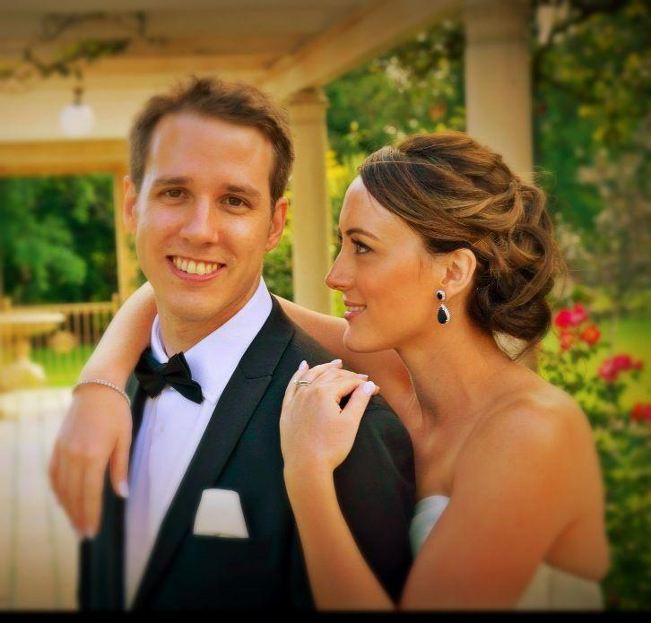 Love! My handsome husband! Rippon Lea Estate