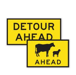 Traffic Management Signs
