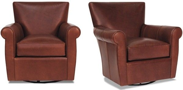 Leather Swivel Recliners - Foter