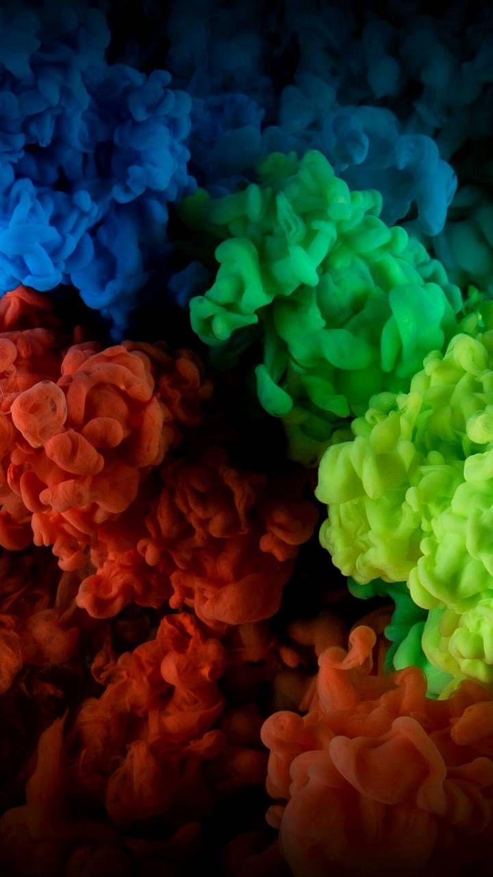 Colorful Smoke Wallpapers In 2019 Colored Smoke Smoke Wallpaper