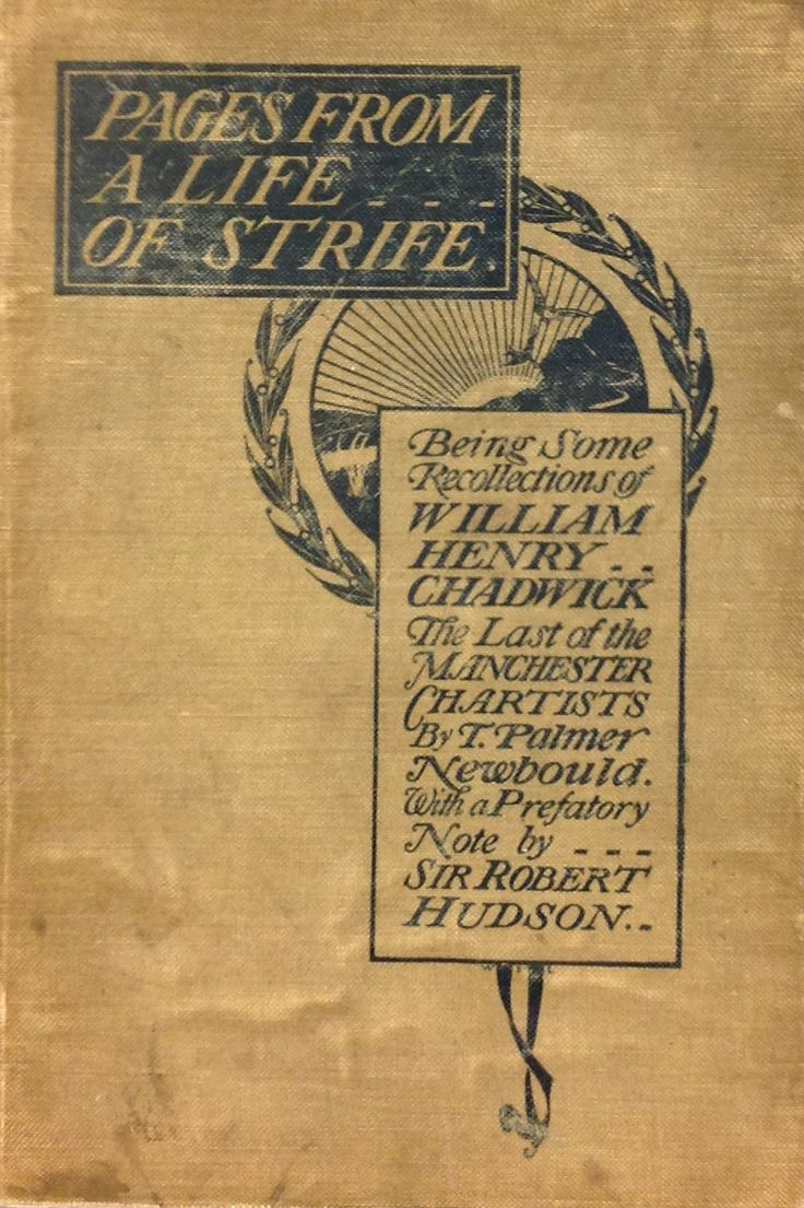 'Pages from a Life of Strife' published by Frank Palmer, 1910.