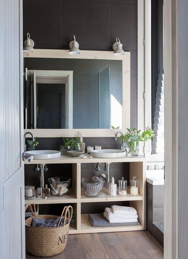 El baño ideal para compartir · ElMueble.com · Cocinas y baños
