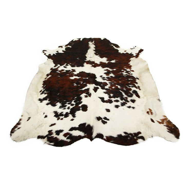 Cow Skin Rug Natural Brown From Amara