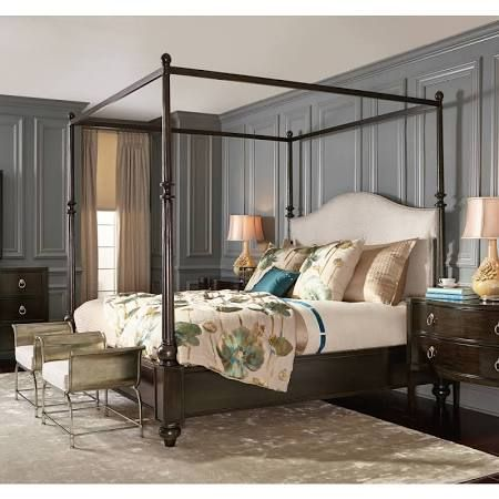 pencil post canopy beds for sale - Google Search