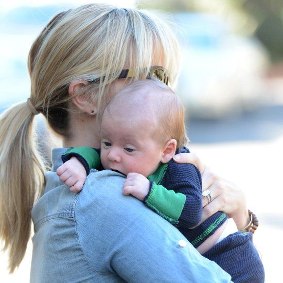 Reese Witherspoon's New Baby Tennessee Toth | Pictures