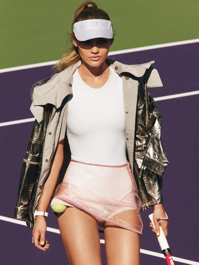 Grand Slam: Tennis-Inspired Fashion For Summer: Feature: teenvogue.com