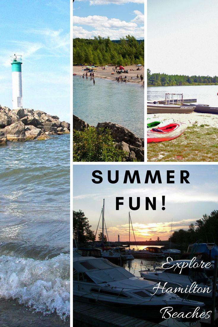 Hot stuff: Follow the sun this summer to Hamilton's best beaches