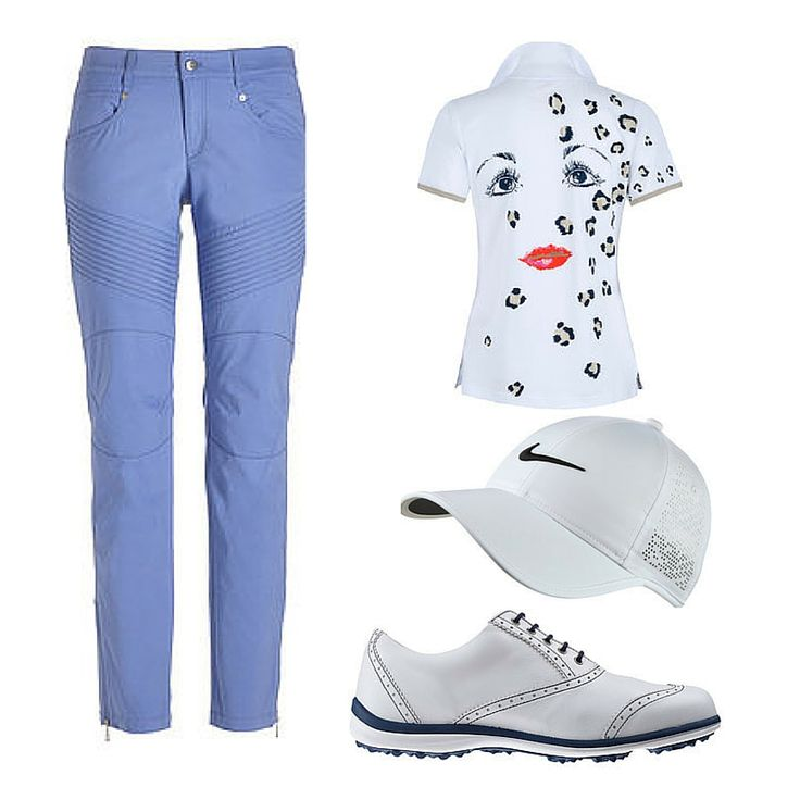Girls Golf Shirt plus Fashion Trowsers. - Collection 2016 at Golf House