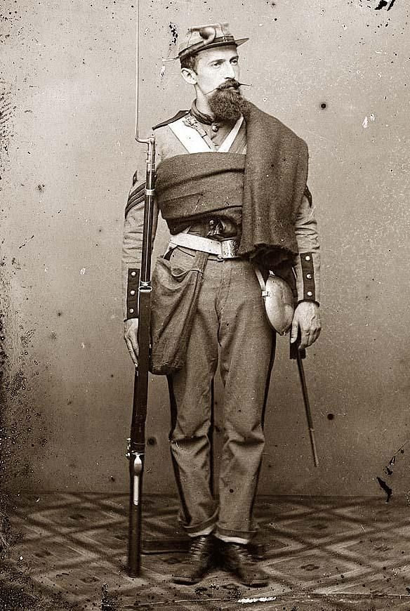 Confederate Soldier #Civil #War #History