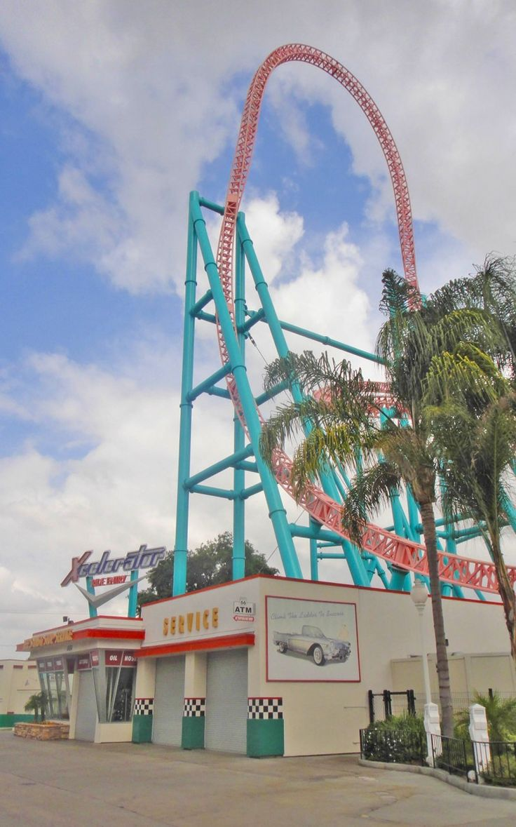 What to do in Los Angeles - Knotts Berry Farm Xcelerator... In case you're in the mood to slick back your hair and grab your leather jacket. : ) #UndercoverTourist #SouthernCalifornia #California
