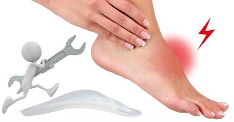 Orthotics, Arch Supports, Insoles ... Foot Correctors!!!