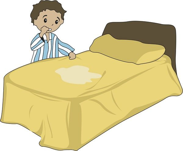 Often times when a child is wetting his or her bed, the reason is due either to an undiagnosed medical condition or due to psychological effects. See more useful tips at http://www.pottytrainingchild.com/help-child-overcome-bedwetting/