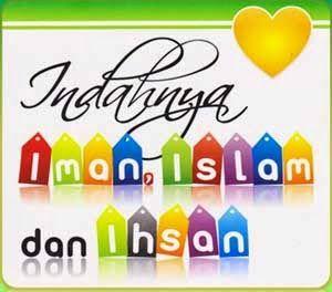 Media Informasi: Rukun Islam, Iman, Ihsan, dan Kiamat