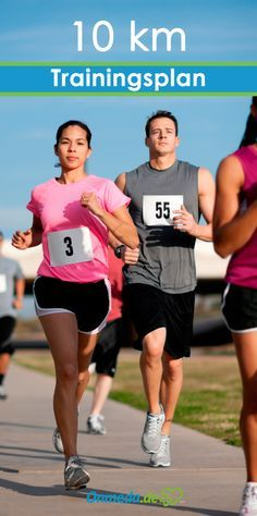 In 8 Wochen zum 10-km-Lauf! (Bildquelle: istock) ...repinned für Gewinner!  - jetzt gratis Erfolgsratgeber sichern www.ratsucher.de